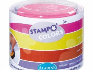 StampoColors - velké barevné inkoustové polštářky Festival