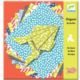 Origami papíry