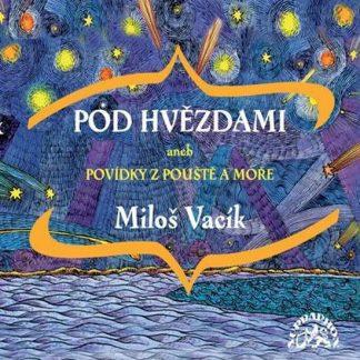 Pod hvězdami - audiokniha na CD