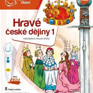 Kouzelné čtení - Kniha - Hravé české dějiny I.
