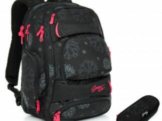 Studentský batoh a penál Topgal HIT 863 A + HIT 875 A