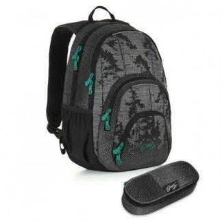 Studentský batoh a penál Topgal - HIT 896 C + HIT 810