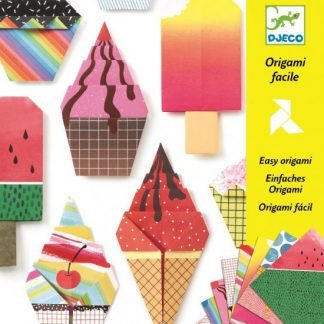 Origami - zmrzliny