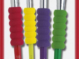 Štětce Faber-Castell Soft touch - 4 ks