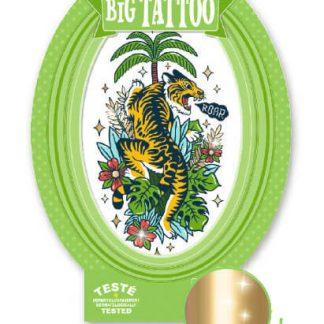Tetování - tygr