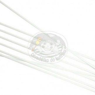 Marionetino - Bílé tyčky k loutkám - 5Ks