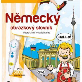 Kouzelné čtení - Kniha - Německý obrázkový slovník