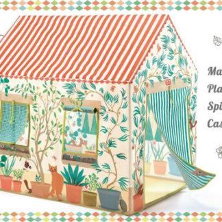 Dětský textilní domek - promáčklý obal - sleva 20%