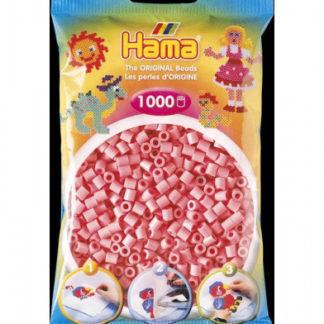 Hama Midi - růžové korálky 1000 ks