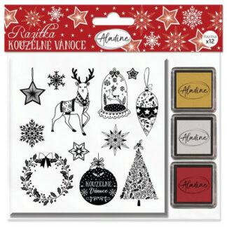 StampoNoël - Kouzelné Vánoce