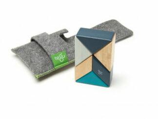 Magnetická stavebnice TEGU do kapsy - Blues
