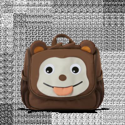 Dětská kosmetická taštička Affenzahn Monkey - Brown