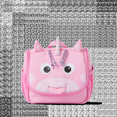 Dětská kosmetická taštička Affenzahn Unicorn - Pink