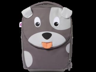 Dětský cestovní kufřík Affenzahn Dog - Grey