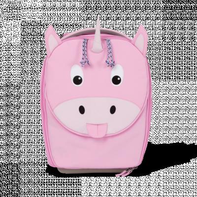 Dětský cestovní kufřík Affenzahn Unicorn - Pink