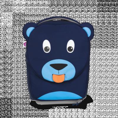 Dětský cestovní kufřík Affenzahn Bear - Blue