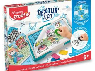 Sada Maped Creativ Textur'Art