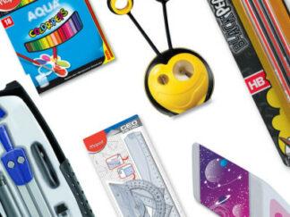 Balíček školních potřeb - základní výbava pro 3. - 5. třídu