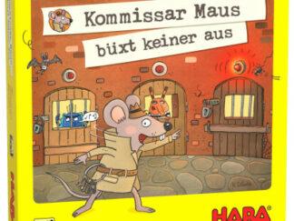 Inspektor Myšák: Velký útěk
